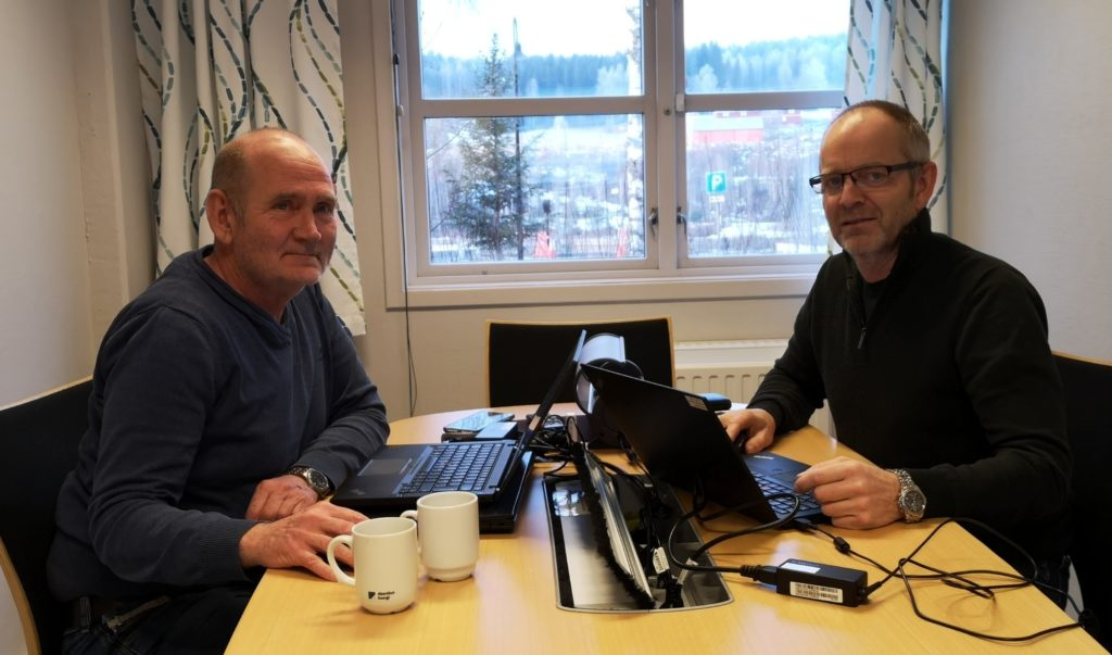 Vi har nådd en milepæl innen digitalisering av vannkraftproduksjonen i Akershus Energi