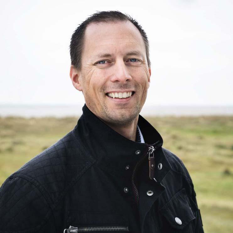 Emil Orderud ansatt som leder for vindkraft