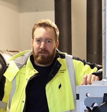Vi deltar i et av tidens råeste byggeprosjekter - Thorbjørn Kvammen